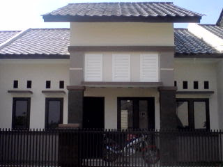type rumah modern on Rumah Minimalis Type 75, 3 Kamar Tidur, 1 Kamar Mandi - Rumah ...