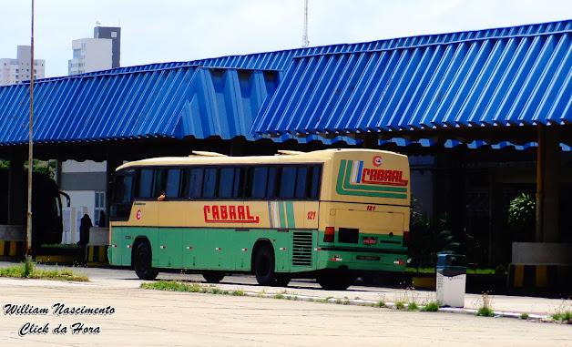 Click Da Hora Buss De Natal : Expresso Cabral 121