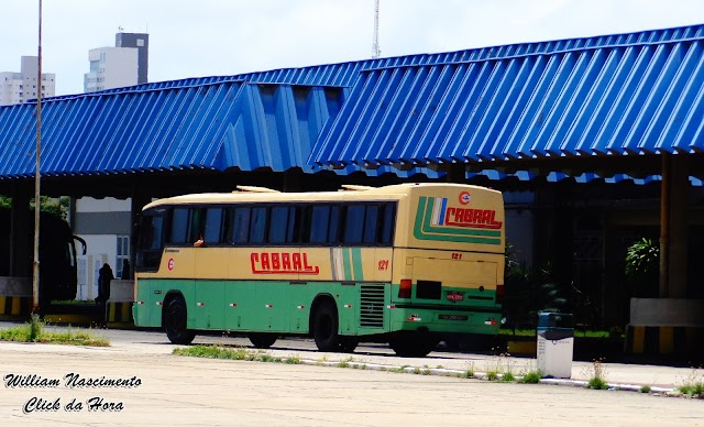 Impactos da Covid-19 sobre o transporte por ônibus; empresa Cabral