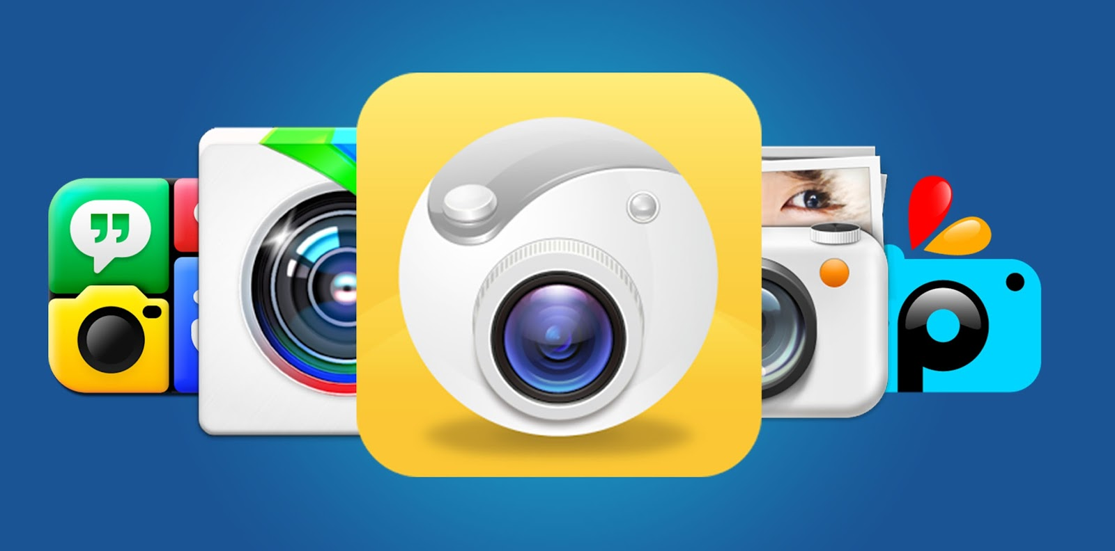 تطبيق 11 . Camera360 :