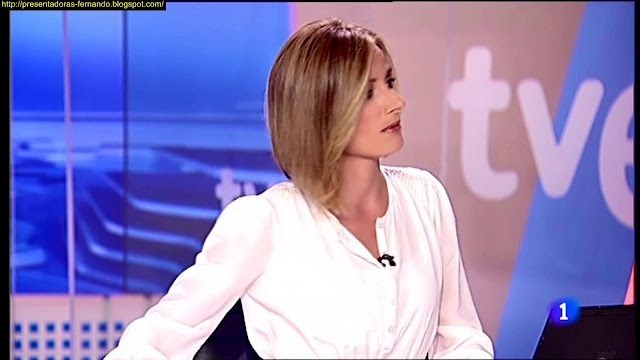 Ana Roldan Telediario