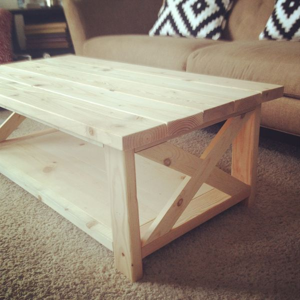 Pine Coffee Table PlansCoffeTable
