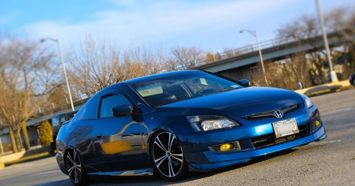 All Cars NZ: 2004 Honda Accord EX L Coupe