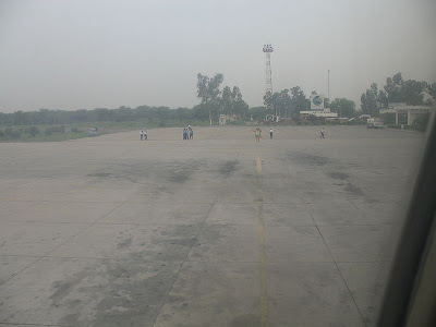 Faisalabad Airport needs Improvement
