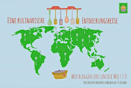 Wir bloggen uns um die Welt!