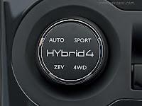 Peugeot 3008 HYbrid4 2012