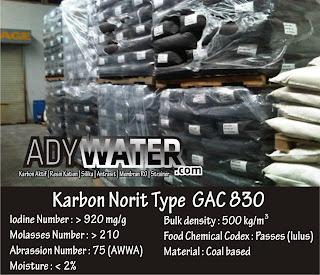 Beli Karbon Aktif Norit Di Ady Water
