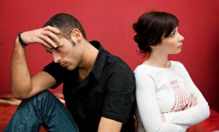 The 7 DOs and DON'Ts of Arguing  - sad couple woman man fight
