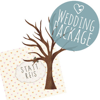 Kostenloses Hochzeitspaket zum Ausdrucken DIY