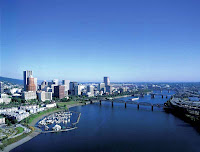 Best US Honeymoon Destinations - Portland, Oregon
