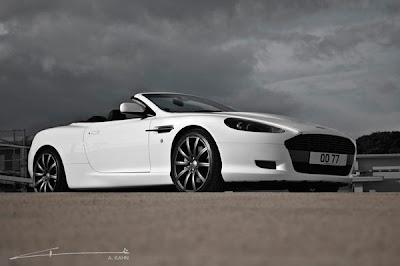 Aston Martin DB9 Conversível