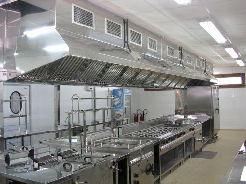 Saucir de cocina material profesional for Muebles para comedores industriales