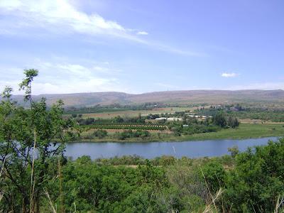 Widok na góry Magaliesberg obok Johannesburga
