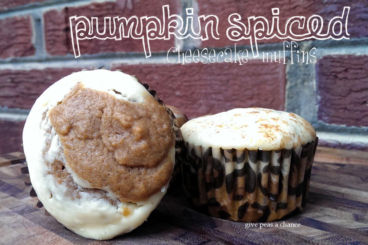 Mini Pumpkin Layer Cakes