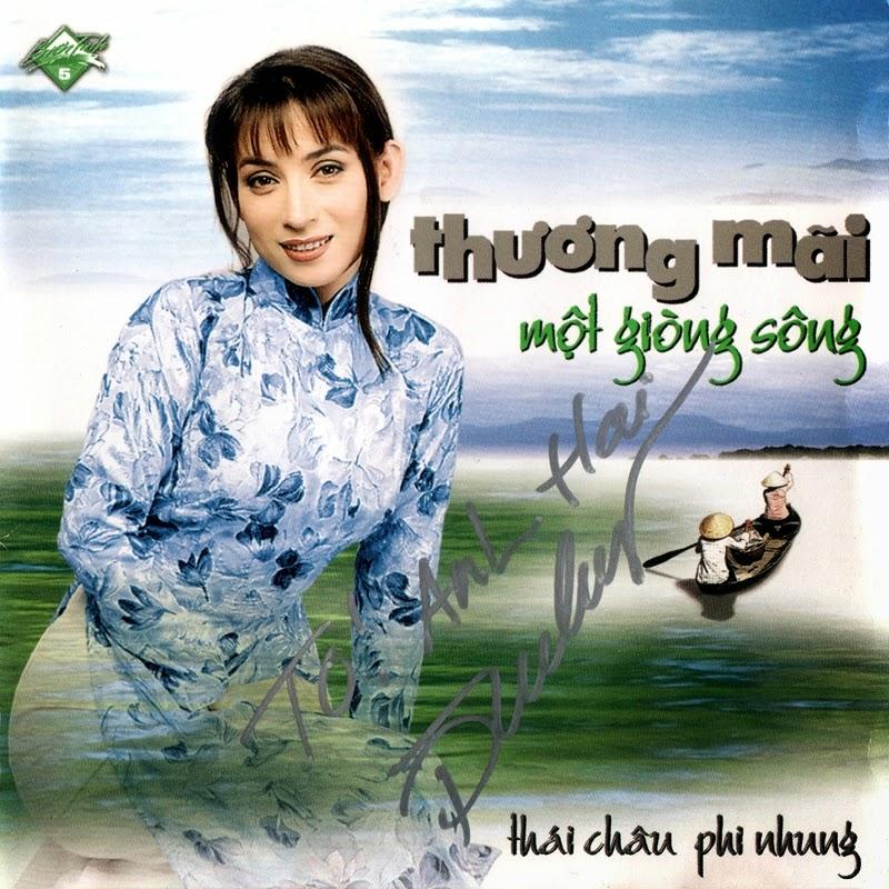 Biển Tình CD005 – Thái Châu, Phi Nhung – Thương Mãi Một Giòng Sông (NRG)