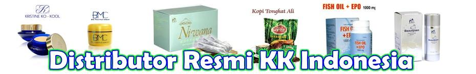 DISTRIBUTOR RESMI PRODUK KK INDONESIA
