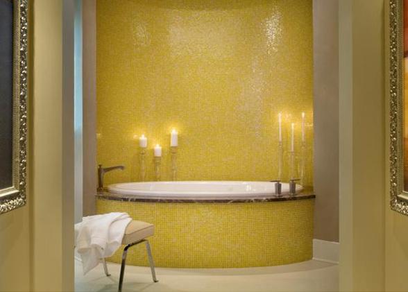 Accesorios Baño En Amarillo ~ Dikidu.com