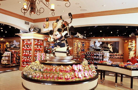 consumerism and technology at disney world Home to some of the most impressive theme parks in the world,  walt disney world and universal  battle of the theme parks: disney vs universal by jen.