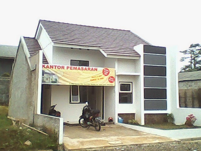 Rumah Minimalis 2 Lantai Tipe 70 120
