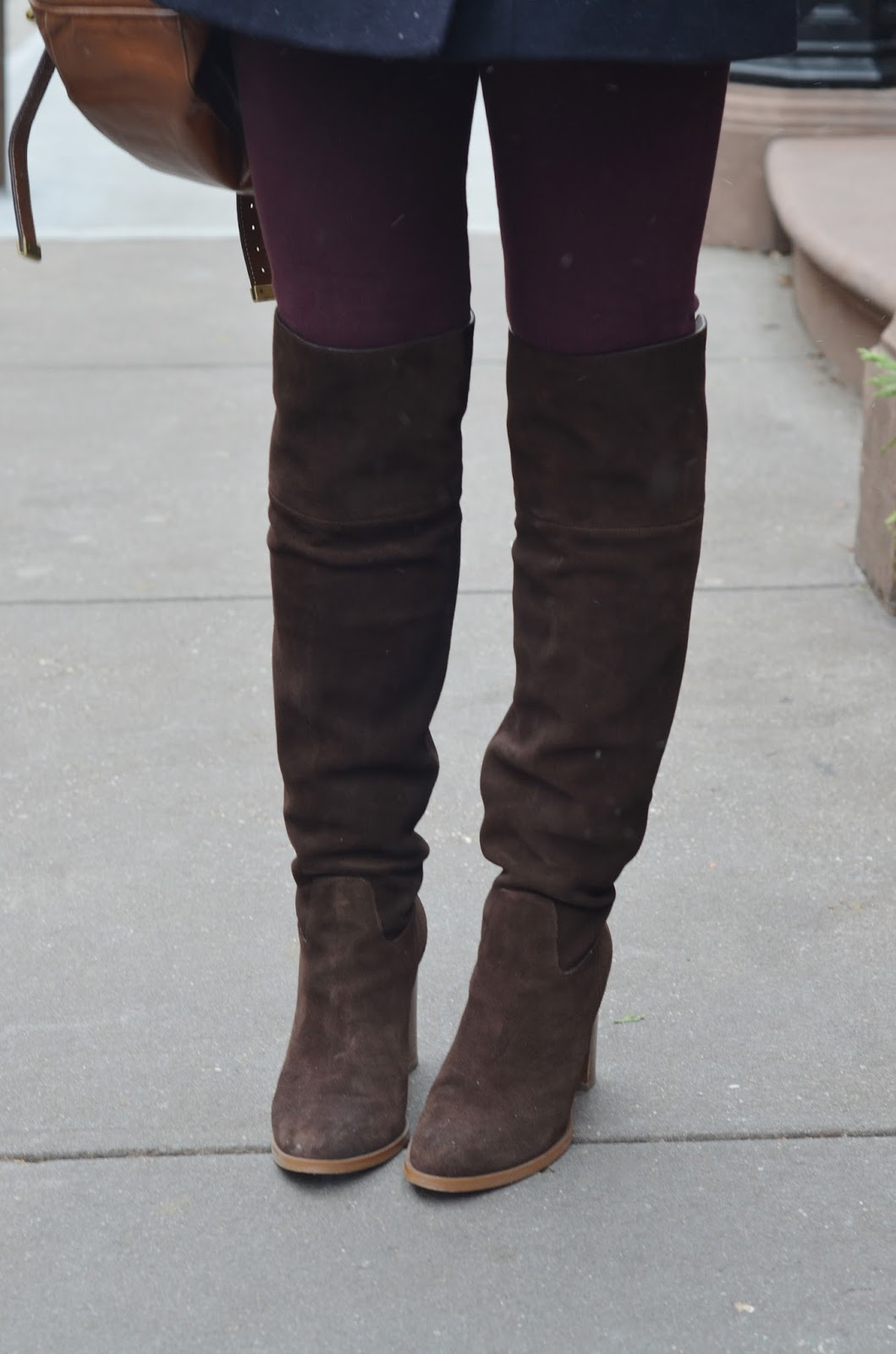 michael kors regina over the knee boots