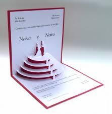 Convite de casamento em 3D - Ideias, fotos e dicas
