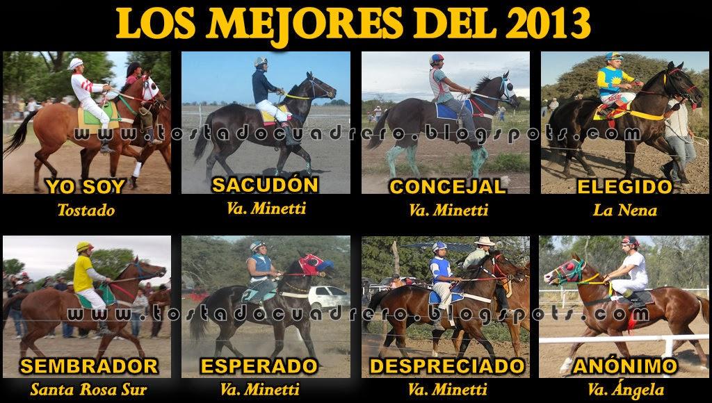 LOS MEJORES 2013