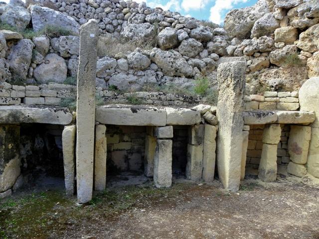 Templos de Ggantija en Gozo