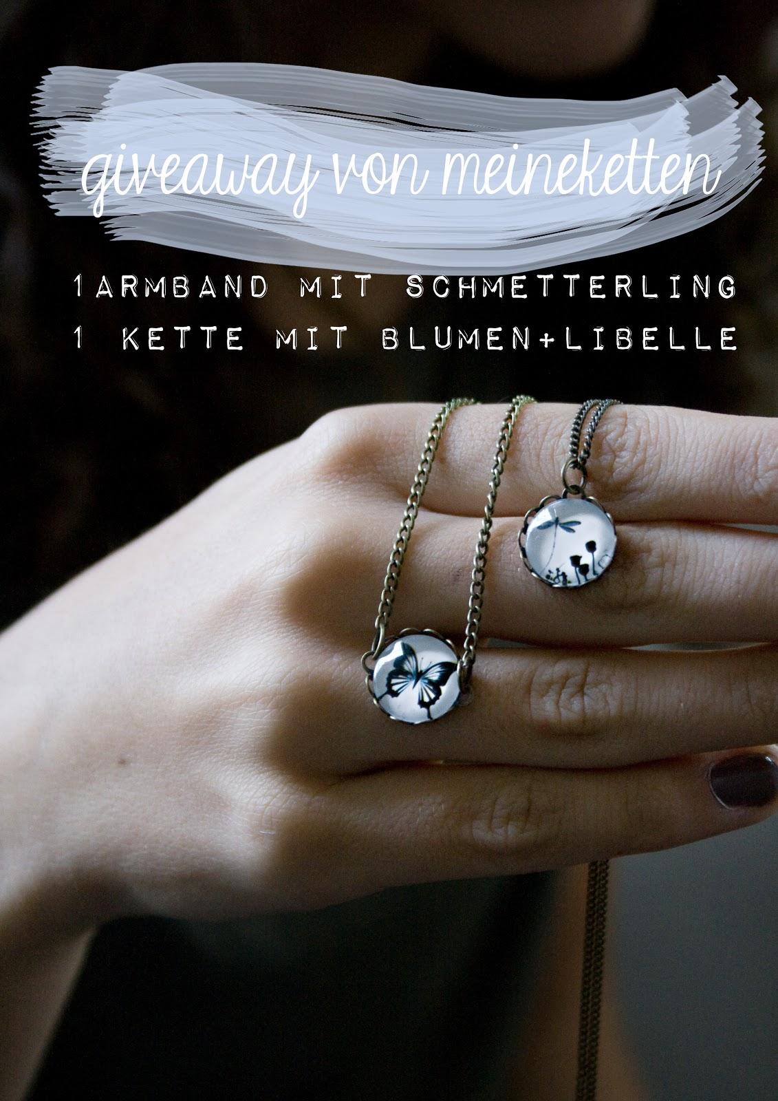 Giveaway meineketten