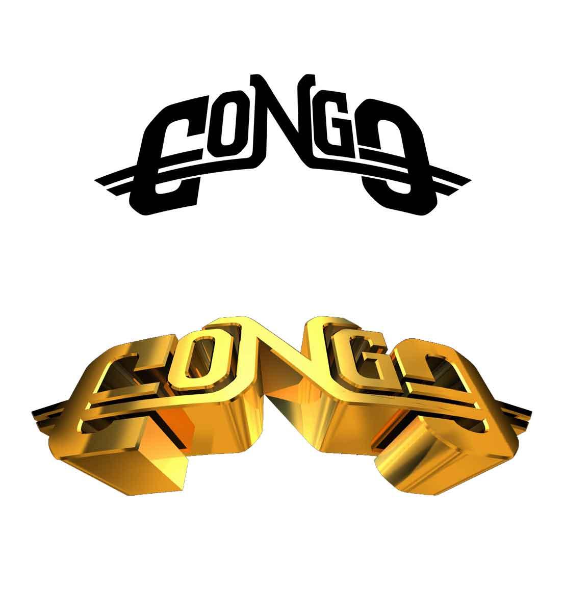 Logos Ruelas  CO...Y Logo 3d