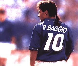 ... do Roberto Baggio