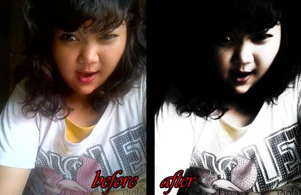 foto-foto ini tidak memakai photoshop loh :D