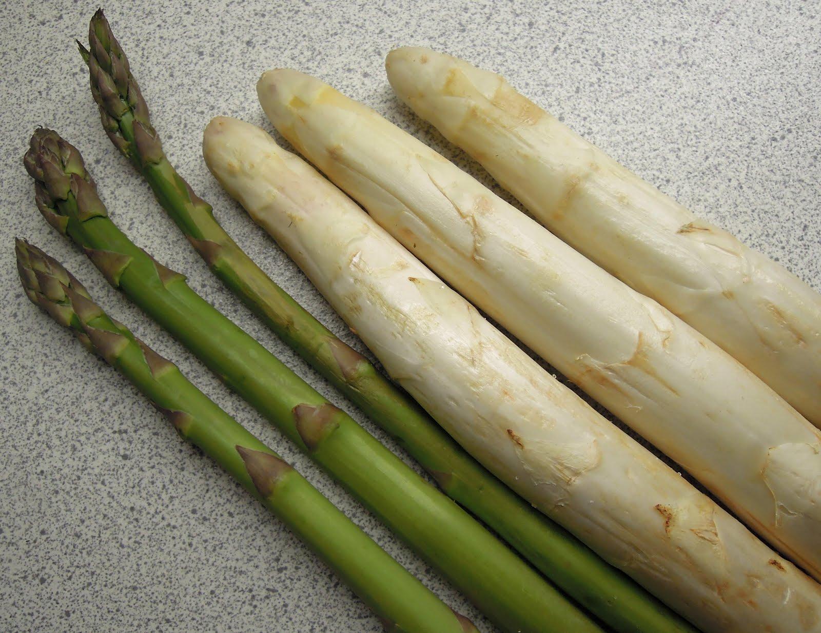 asparges hvide kogetid