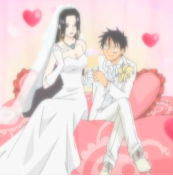 Fanfic one piece luffy x boa hancock will you marry - One piece luffy x hancock ...