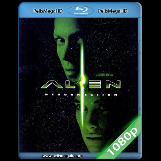 ALIEN: RESURRECCIÓN (1997) FULL 1080P HD MKV ESPAÑOL LATINO