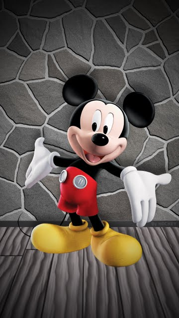 360x640 Wallpapers Mickey Mouse Cartoon