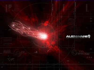 Alienware Red Wallpapers