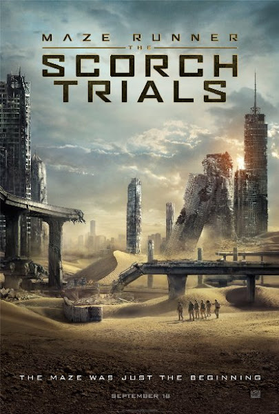 Poster Of Maze Runner The Scorch Trials 2015 720p BRRip English