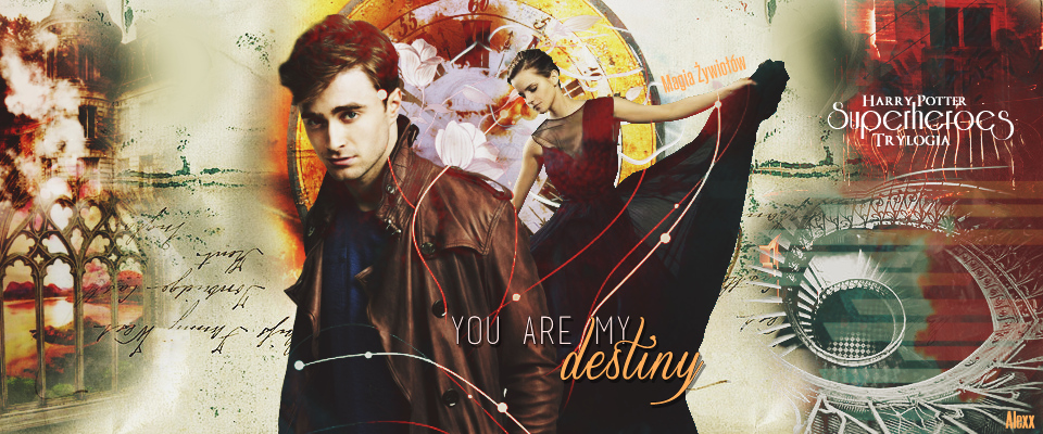 Harry Potter - Superheroes (HP i Magia Żywiołów)
