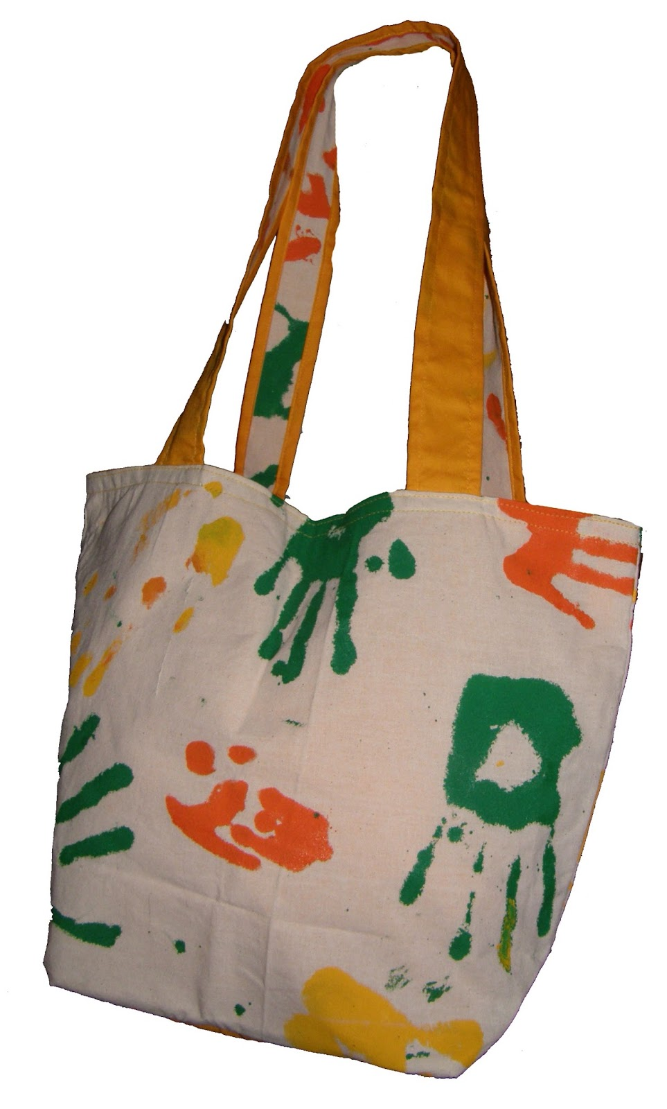 Customised bags | The UseMeAgain cloth bags from eCoexist