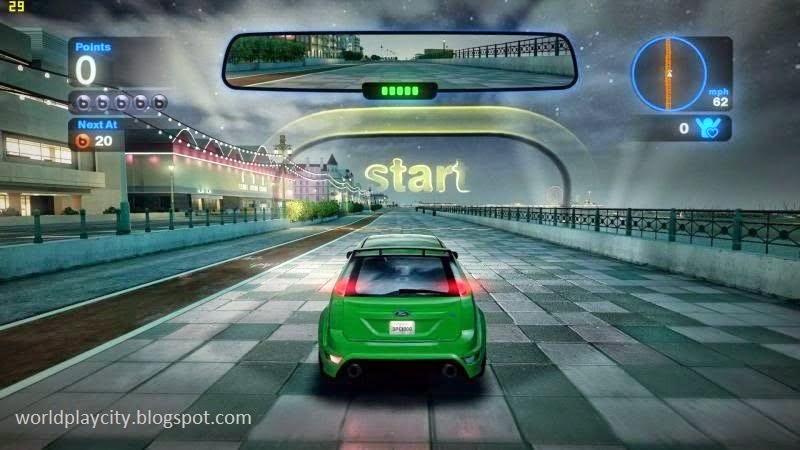Blur PC Racing Game Free Download Full Version