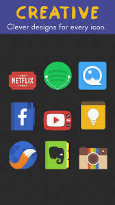 Fresh - Icon Pack v1.0.1 APK Android