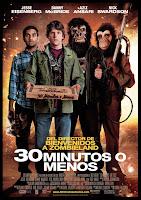 Cartel de la película 30 minutos o menos