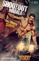 Shootout at Wadala 2013 Hindi mobile movie poster hindimobilemovie.blogspot.com