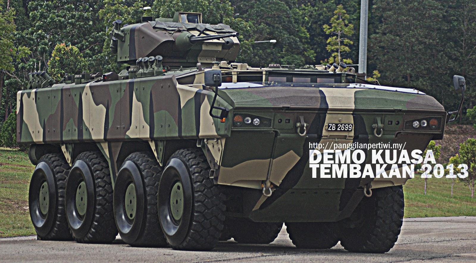 Mmp Hadir Ke Demo Kuasa Tembakan 2013 Malaysia Military