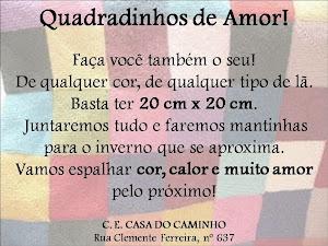 QUADRADINHOS DE AMOR