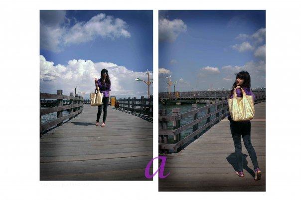 one day with mycelebrity: Acha Sinaga Photo Gallery