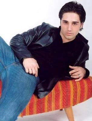 David Bustamante más joven