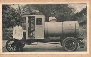 Mobil Pemadam Kebakaran Zaman Dulu Yogyakarta
