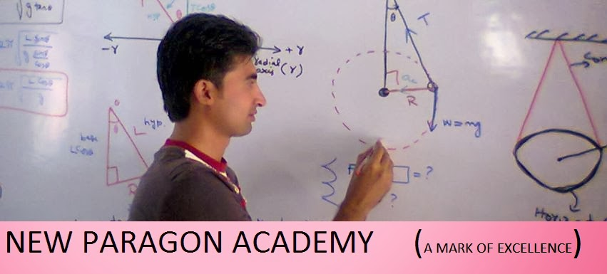 NEW PARAGON ACADEMY