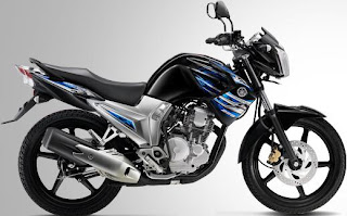 New Yamaha Scorpio Z 2012 Edition